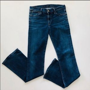 Citizens of humanity High Rise Boot Cut Stretch